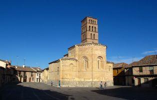 Ruta por los alrededores de Segovia - Iglesia de San Lorenzo