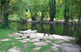 Segovia con niños - Parque de la Alameda de El Parral