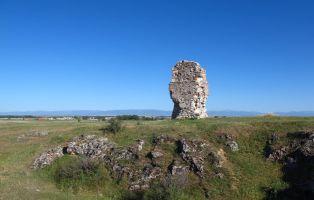 Restos de la Ermita de San Gregorio - Fuentepelayo