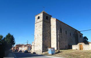 Iglesia de la Exaltación de la Cruz - Zarzuela del Pinar