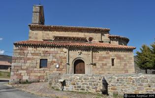Iglesia de San Cornelio y San Cipriano Revilla de Santullán