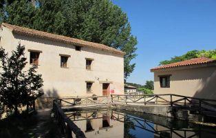 Qué visitar en San Esteban de Gormaz - Ecomuseo del molino de los ojos