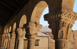Qué ver en San Esteban de Gormaz - Capiteles de la Iglesia de San Miguel