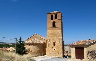 Qué visitar en San Esteban de Gormaz - Iglesia románica de San Miguel