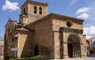 Iglesia de San Juan de Rabanera - Soria