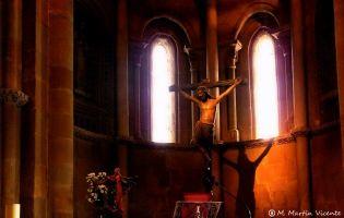 Cristo templario de Cillerero