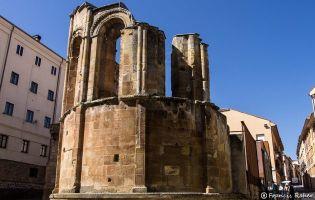 Ruinas Iglesia de San Nicolás