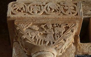 El sacrificio de Isaac - San Pedro la Nave