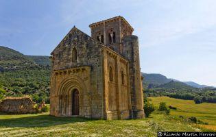 Ermita de San Pedro de Tejada Las Merindades
