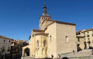 Iglesias en Segovia - Iglesia de San Martín