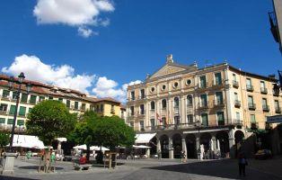 Qué hacer en Segovia - Teatro Juan Bravo