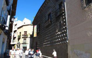 Qué ver en Segovia - Casa de los Picos