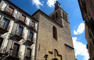 Qué visitar en Segovia - Iglesia de San Miguel