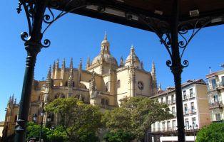 Gótico en Segovia - Catedral de Santa María y San Frutós