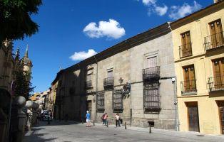 Arquitectura civil en Segovia - Casa del Marqués del Arco