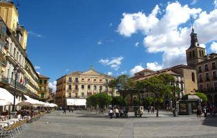 Ocio en Segovia - Plaza Mayor de Segovia