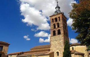 Románico en Segovia - Iglesia de San Andrés