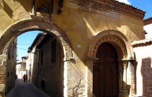 Arquitectura civil románica - Segovia