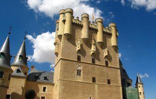 Torre Alcázar de Segovia - Mirador del Alcázar