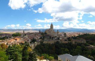 Panorámicas de Segovia - Mejores vistas de Segovia