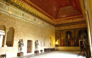 Visitas al Alcázar de Segovia