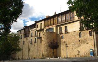 Espacios verdes en Segovia - Paseo del Salón