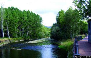 Camino Natural Cacabelos - Quilos