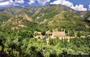 Monasterio de Las Batuecas.