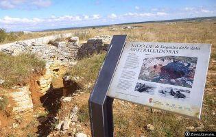 Sendero Histórico de la Guerra Civil - Sargentes de la Lora