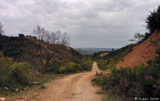 Sendero de las Miédolas - Las Omañas