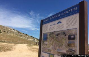 Sendero Fortines y Trincheras
