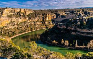 Senderos Parque Natural Hoces del Río Duratón