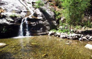 Senderos Sierra de Guadarrama - El Chorro de Navafría