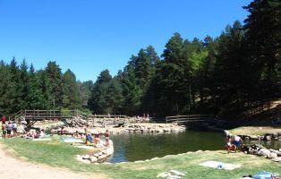 Senderismo Segovia - Paraje Natural El Chorro de Navafría