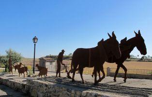 El Cañón de Bálsamos - Urueñas - Senderismo Segovia