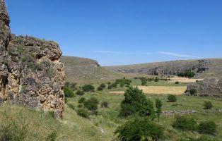 Cortados de el Cañón de Bálsamos - Senderismo Segovia