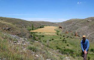El Cañón de Bálsamos - Urueñas - Aldeonte - Senderismo Segovia