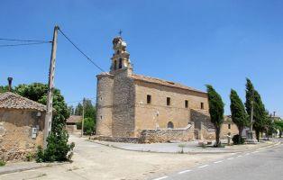 Iglesia de San Frutós - Aldeonte - Segovia