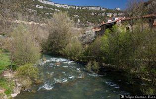 Río Rudrón - Valdelateja