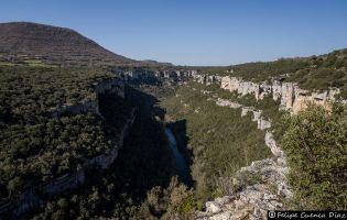 Cañon del Ebro - Pesquera de Ebro