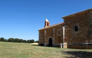 Ermita de la Magdalena - Sendero del Encinar de Saldaña de Ayllón