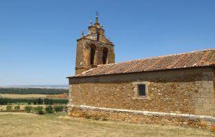Ermita del Santo Cristo de la Cerca de Fresno de Cantespino - Segovia