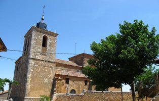 Iglesia de San Nicolás de Bari - Fresno de Cantespino - Segovia