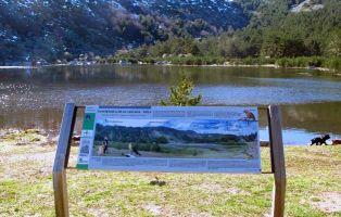 Laguna de la Cascada - Lagunas de Neila