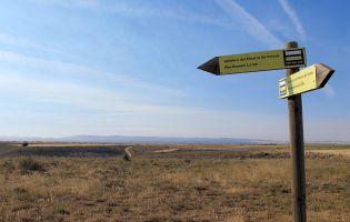 Ruta de senderismo para hacer en bici - Fuentemolinos