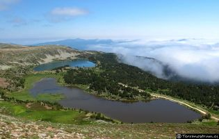 Sendero Pico Campiña - Laguna Negra