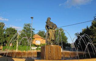 Fuente de La Jacinta - Parque El Rasero - Riaza