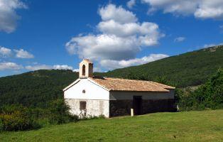 Ermita de San Benito - Pradera de San Benito - Segovia