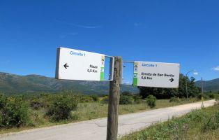 Camino de la Pradera de San Benito - Senderismo Segovia