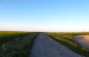 Carretera de Membibre de la Hoz a Aldeasoña